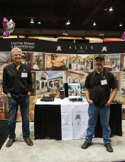 FL Home Show Exhibitor Booth