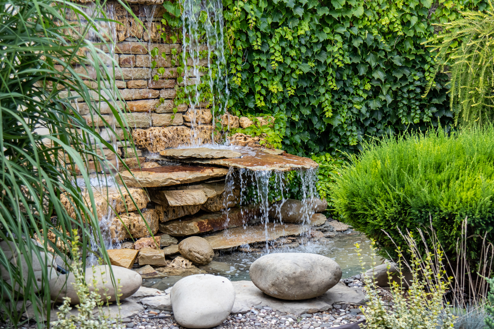 5 Water Features To Make Your Backyard Complete