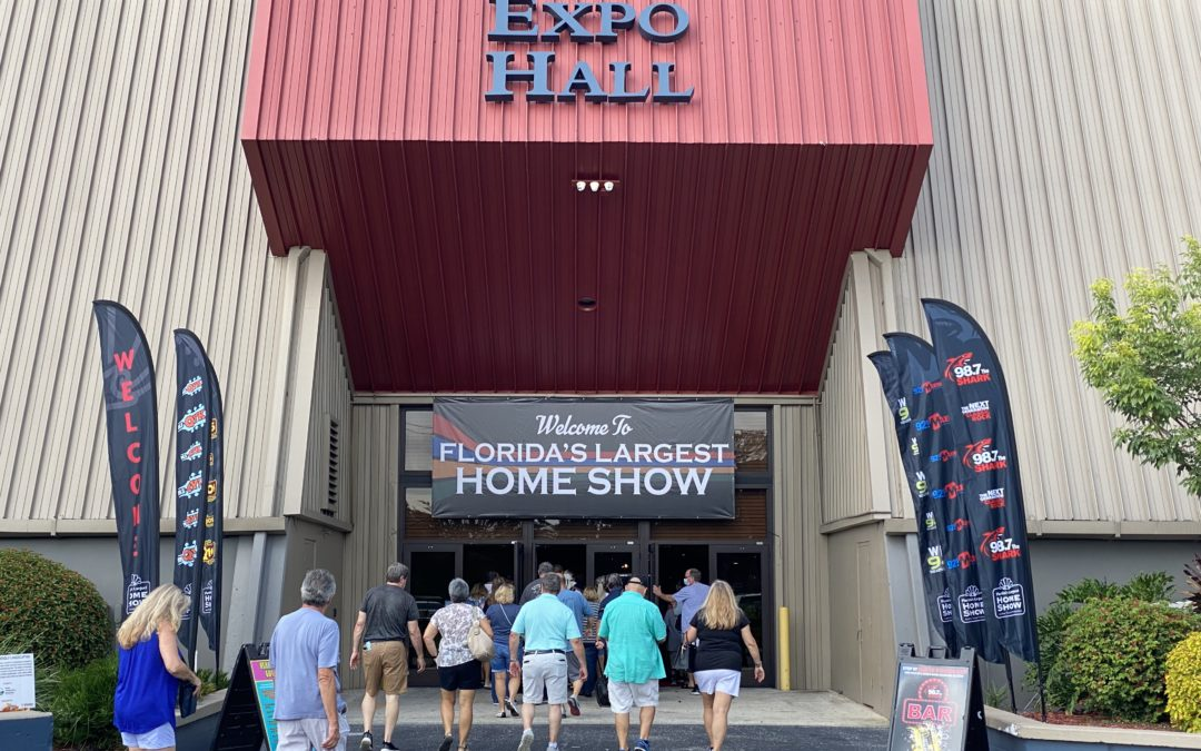 Florida's Largest Home Show – Labor Day Show Sept. 3-6, 2021